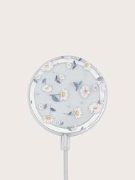 小雛菊圖案Magsafe充電器殼