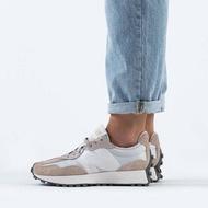 【日本海外代購】NEW BALANCE 327 奶茶色 卡其灰 粉灰 麂皮 復古 休閒鞋 運動 慢跑鞋 女鞋 WS327SFA