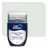 Dulux Colour Play Tester Glacier Lake 90GY 82/028