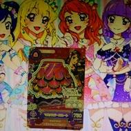 偶像學園卡片p卡紫吹蘭