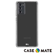 【CASE-MATE】美國 Case●Mate Samsung Galaxy Note20 5G Tough Clear+(環保抗菌防摔加強版手機保護殼)