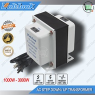 Voltlook Transformer Step Up Step Down Auto-Switch (110V / 220V) 1000 Watts to 3000 Watts