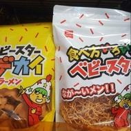 日本 OYATSU 優雅食超大版點心麵 模範生點心餅 模範生點心麵 2倍寬點心麵 超大點心麵