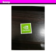 NVIDIA Geforce GTX RTX TITAN 3080 3070 3090Ti  2060 2070 2080 Super Nvidia Logo Desktop laptop Sticker Decals Green Team