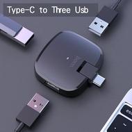 HOCO - HB11 Type-C至三端口USB轉換器 支持手機 平板電腦OTG