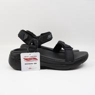 SKECHERS GO WALK ARCH FIT 女生款 涼鞋 140251BBK 運動涼鞋 休閒鞋 拖鞋