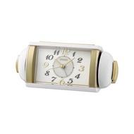 NEW Seiko QHK047W Alarm Clock
