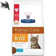 Hills 貓 k/d kd 希爾斯 希爾思 腎臟處方 含海魚 飼料 10375 10376