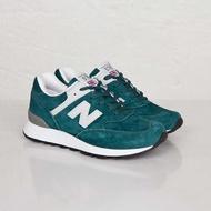 New Balance 576 英國製 米白 綠色 麂皮 皮革N 經典 女鞋 女生 慢跑鞋 現貨 賠本出清