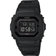 CASIO 卡西歐 G-SHOCK 藍芽電波手錶-黑 GW-B5600BC-1B/GW-B5600BC-1BDR 比漾廣場