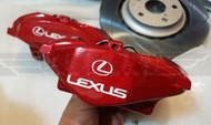 LEXUS is250 GS300 is200t is300h改 LS430 後雙活塞卡鉗 330加大碟 SUMITON