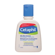 Cetaphil 舒特膚溫和潔膚乳(油性肌膚專用)125ml 2021/05 產地-加拿大 公司貨中文標 PG美妝