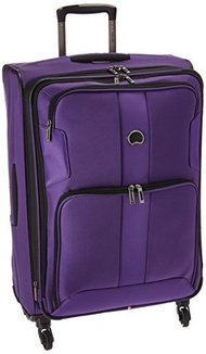 DELSEY Paris Delsey Luggage Sky Max 25 Expandable Spinner Upright, Black