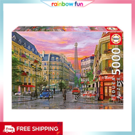【FREE Shipping】Puzzle EDUCA Imported Spain Puzzle 5000 Pieces Jigsaw Puzzle Jig Saw Puzzle Adult Davison