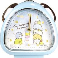 X射線【C092710】角落生物 Sumikko Gurashi 鬧鐘,時鐘/掛鐘/壁鐘/座鐘/鬧鐘/鐘錶/手錶/潛水錶/卡通鬧鐘