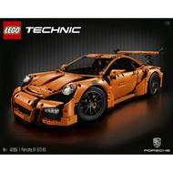 LEGO 樂高積木 Technic 科技系列 42056 保時捷 911 GT3
