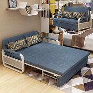 🔥Foldable Sofa Bed / Dual-use 0.8M-1.8M Folding Sofa Bed / Small Multi-function Storage Sofa Bed🔥
