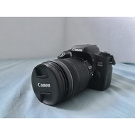 【 Canon 單眼相機 】Canon 760D 二手(含相機包)