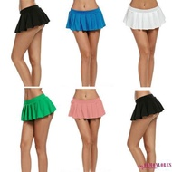 ❇Fashion Women'S Skirts Eer-Sexy Women Pleated Mini Skirt School Micro Short Dress Cosplay Club Cas