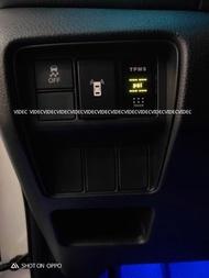 巨城汽車精品 2017-19 HONDA CRV 5代 ORO W417-HA2 胎壓偵測器 CRV5