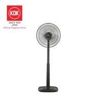 KDK N40HS Stand Fan with Alleru-Buster Filter and Adjustable Height
