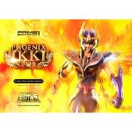20年2-5月 Prime 1 Studio PMKZ-01  聖鬥士星矢 1/4 青銅聖鬥士Ikki一輝 GK 雕像