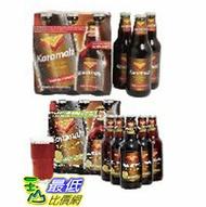 [COSCO代購] 無法超取 KARAMALZ MALT DRINK 德國黑麥汁 330毫升*24瓶 CA111688