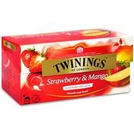 唐寧茶 Twinings 草莓芒果茶(2gx25入茶包)