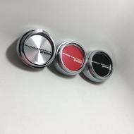 鋁圈蓋改裝通用輪轂蓋 輪圈蓋WORK輪轂 WORK S1輪轂中心蓋 輪蓋 輪轂蓋 輪圈蓋 輪圈貼紙