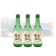 (3x360ML) Good Day Soju Original