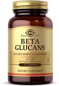 Solgar Beta 13 Glucans 60 Tablets