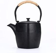 Traditional craft teapot Cast Iron Teapot Tea Pots 1.1L Teapot Cast Iron Tea Iron Pot Tea Set Cast Iron Pot Teapot Cast Iron Tea Iron Pot Daily Necessities Gift Pot