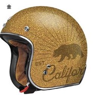 【金剛安全帽】TORC Origine 灰熊 復古騎士帽半罩3/4罩偉士牌哈雷美式安全帽