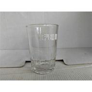 早期 台灣企業「黑松」品牌收藏  黑松汽水 200cc 玻璃杯 杯子/水杯1入【懷舊收藏擺飾道具】