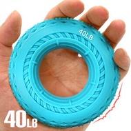 按摩40LB輪胎握力圈(矽膠40磅握力器握力環.指壓按摩握力球.硅膠筋膜球.訓練手指力手腕力抓力手力.手掌紓壓橡膠圈.運動健身器材.推薦哪裡買ptt)  D088-HL40