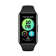 華為手環 6 Pro 新品 血氧心率睡眠監測 NFC支付智能運動手環