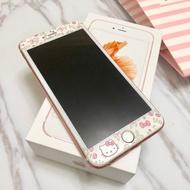 二手i6s+ 粉色64g自售機 (iPhone6s plus+)