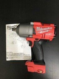 全新 milwaukee 米沃奇 18V 無碳刷 中扭力衝擊扳手 2861-20