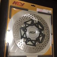 Ncy N17浮動碟盤 全新 前碟盤 245 force/smax 155