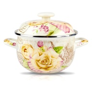 Enamel Pot Soup Pot Thickened Non-Stick Cooking Pot Soup Enamel Pot Rice Cooker