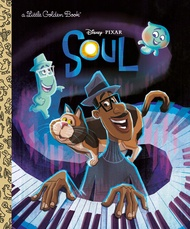 Soul (Little Golden Books) [Hardcover]