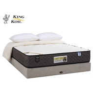 King Koil CRYSTAL Mattress, 10in Chiro Coil, Sizes (King, Queen, Super Single & Single)