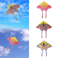 90cm Beautiful Colorful Traditional Chinese Butterfly Kite Without String