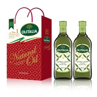 (老爹特惠)【奧利塔olitalia】精緻橄欖油1000ml(2瓶禮盒組)A240007x2