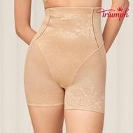 【Triumph 黛安芬】美型美體衣系列高腰束褲 S-EEL(嫩膚)