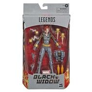 3月預購! Hasbro 漫威 Marvel Legends 6吋 黑寡婦灰裝
