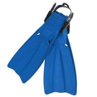 台灣潛水---SAEKODIVE 22081-2084 橡膠潛水蛙鞋(藍/橘/粉紅)