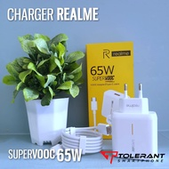 Oppo 65w Realme Charger Fast Charging Super Vooc Type C Original | CHARGER REALME OPPO 65W FAST CHARGING SUPER VOOC TYPE C ORIGINAL