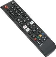 New BN59-01315A Replaced Remote Control Compatible with Samsung 2019 Smart 4K Ultra UHD TV HDTV UN55RU7100 Un50ru7200 Un43ru7100 Un43ru710d Un43ru7200 UN50RU7100 Un50ru710d UN55RU710D UN55RU7200