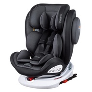 Osann Swift360 isofix 0-12歲360度旋轉汽座/汽車安全座椅 -銀河灰